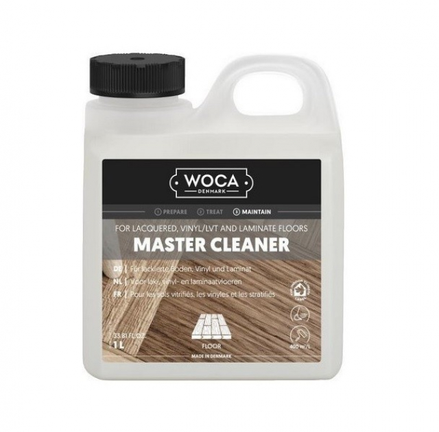 WOCA Master Cleaner Natural 1L AC123 1