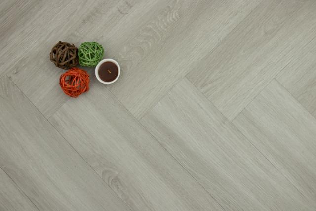 Supremo Rigid Core Herringbone Creative Tiles 6mm (include 1mm underlay )  VL060 0