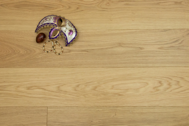 Natural Engineered Flooring Oak UV Oiled 14/3mm By 190mm By 1900mm FL1000 8