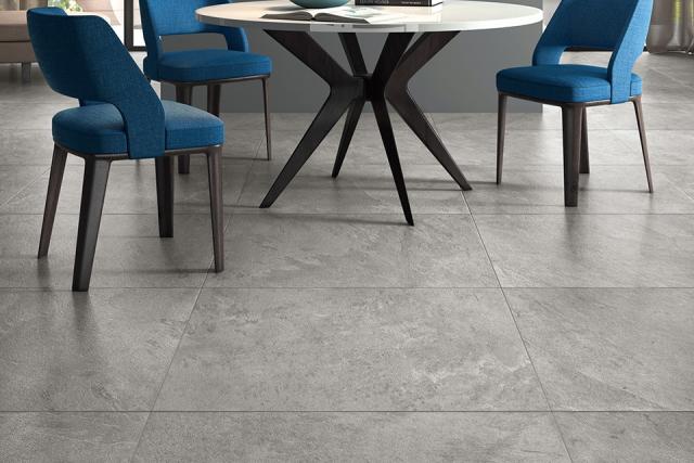 Porcelain Tile Minerva Sil 600mm By 600mm TL140 1