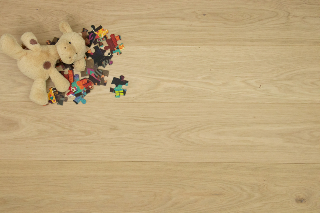 Select Engineered Flooring Oak Raw Look 19/4mm By 190mm By 400-2200mm GP260 0