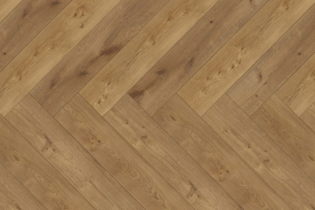 Supremo Rigid Core Herringbone Hermon Tiles 6mm (include 1mm underlay) VL059 1