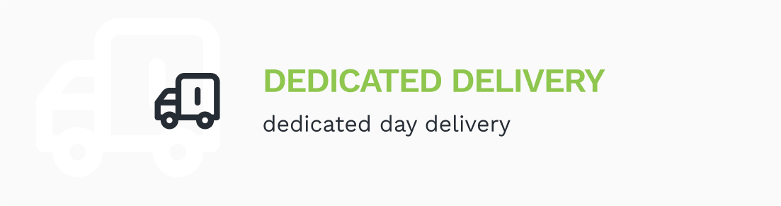 Dedicated Delivery